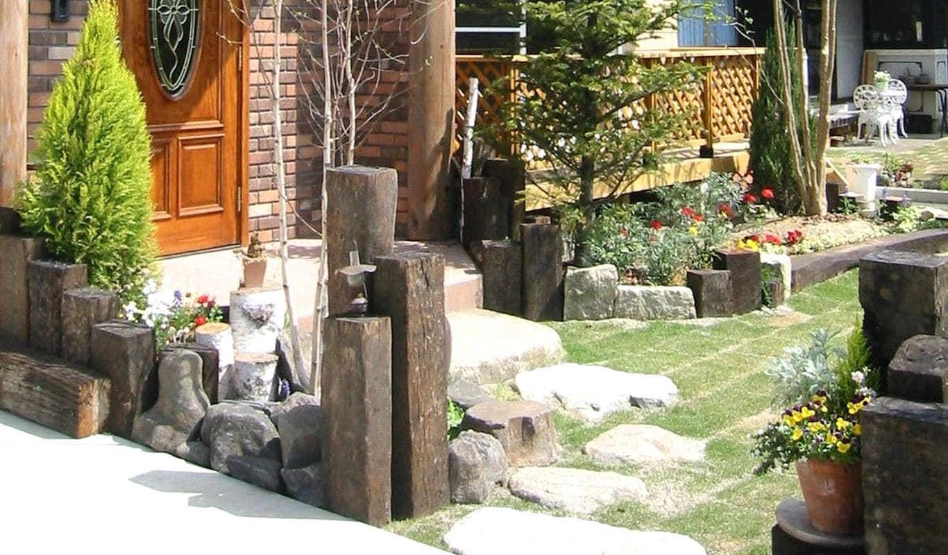 Construction – We create your ideal garden with our rich experience.